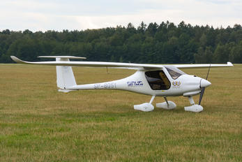 SP-8051 - Aeroklub Podkarpacki Pipistrel Sinus