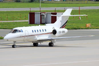 CS-DRX - NetJets Europe (Portugal) Hawker Beechcraft 800XP