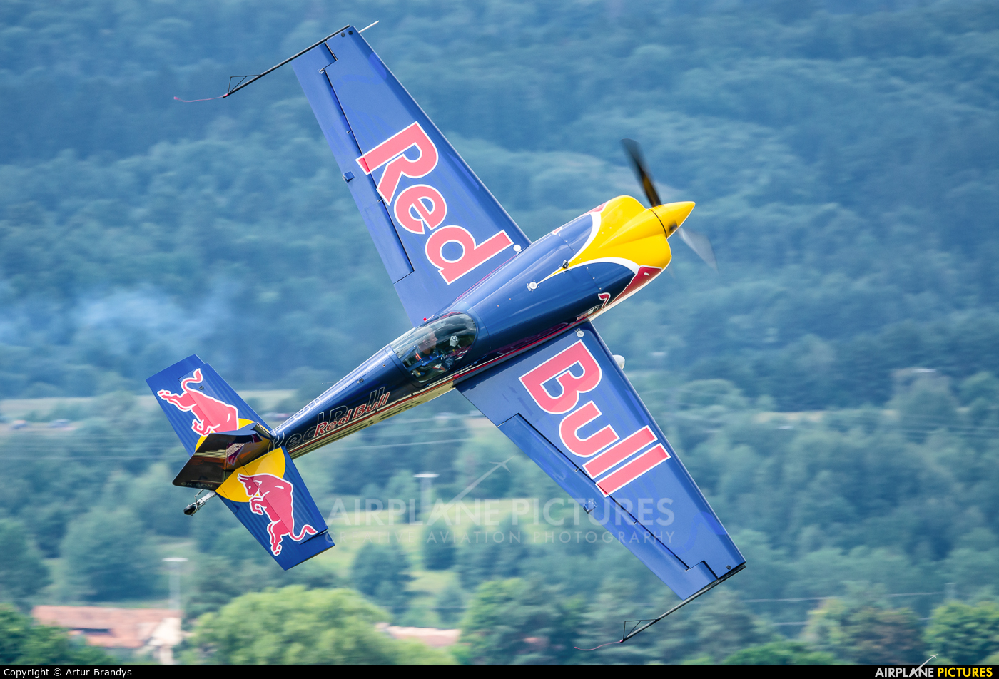 The Flying Bulls OK-SON aircraft at Sliač