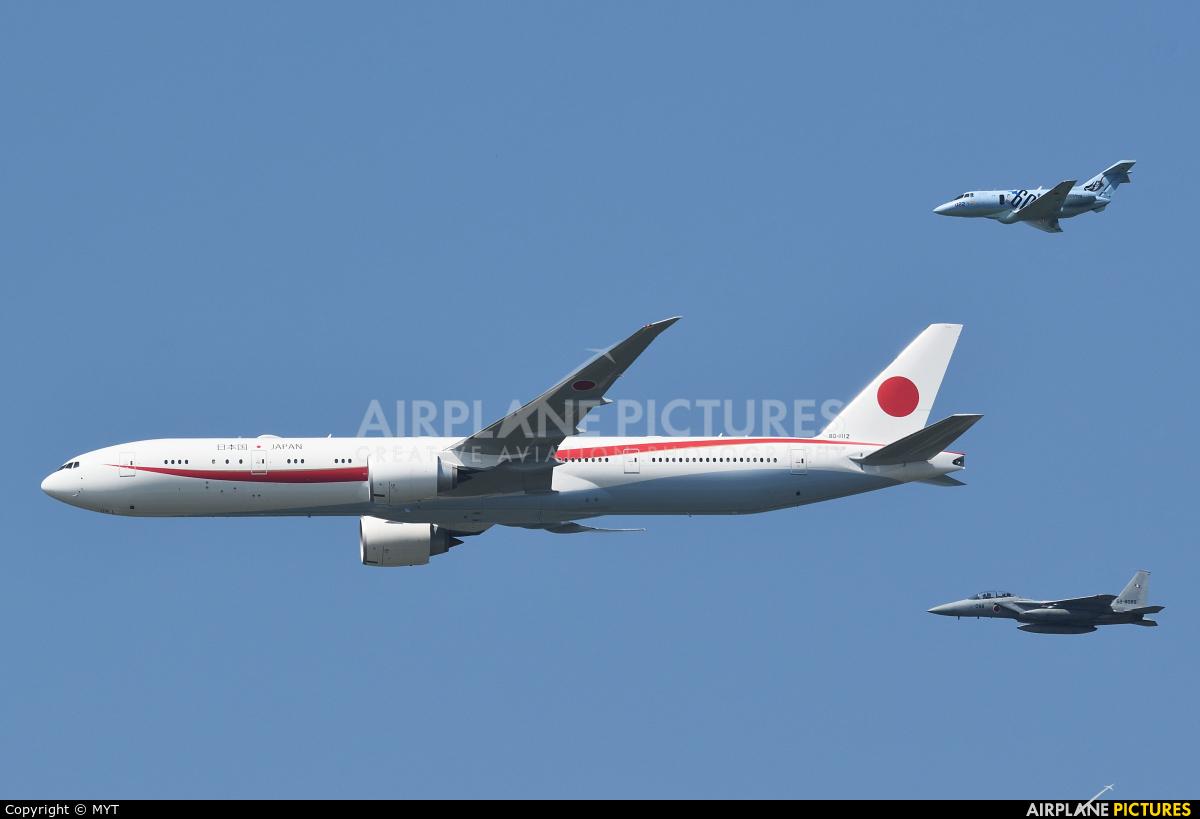 Japan - Air Self Defence Force 80-1112 aircraft at Chitose AB