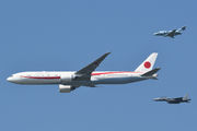 80-1112 - Japan - Air Self Defence Force Boeing 777-300ER aircraft