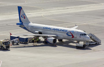 VP-BFZ - Ural Airlines Airbus A320