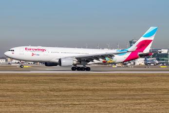 D-AXGA - Eurowings Airbus A330-200