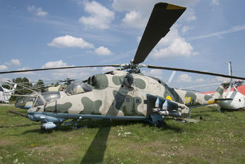 07 - Ukraine - Air Force Mil Mi-24V