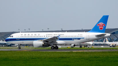 B-2408 - China Southern Airlines Airbus A320