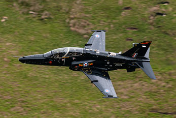 ZK024 - Royal Air Force British Aerospace Hawk T.2