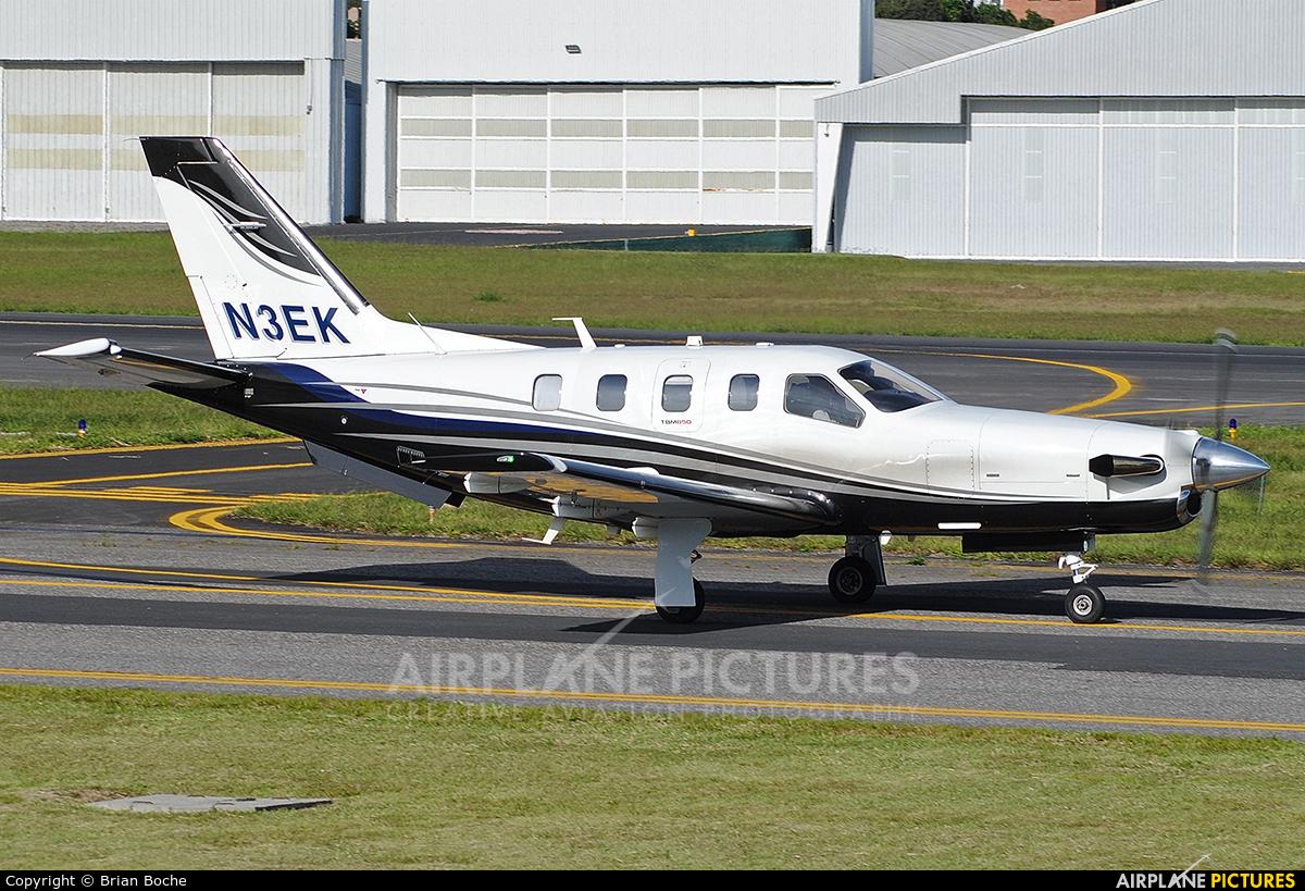 Private N3EK aircraft at Guatemala - La Aurora