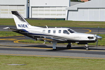 N3EK - Private Socata TBM 850