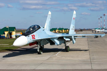 62 - Russia - Air Force Sukhoi Su-30SM