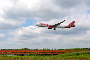 HS-LAJ - Thai Lion Air Airbus A330-300
