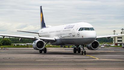 D-AIDG - Lufthansa Airbus A321