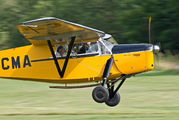 G-ACMA - Private de Havilland DH. 85 Leopard Moth aircraft