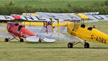 G-AOBX - Private de Havilland DH. 82 Tiger Moth aircraft