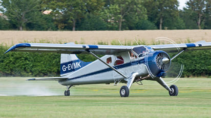 G-EVMK - Private de Havilland Canada DHC-2 Beaver