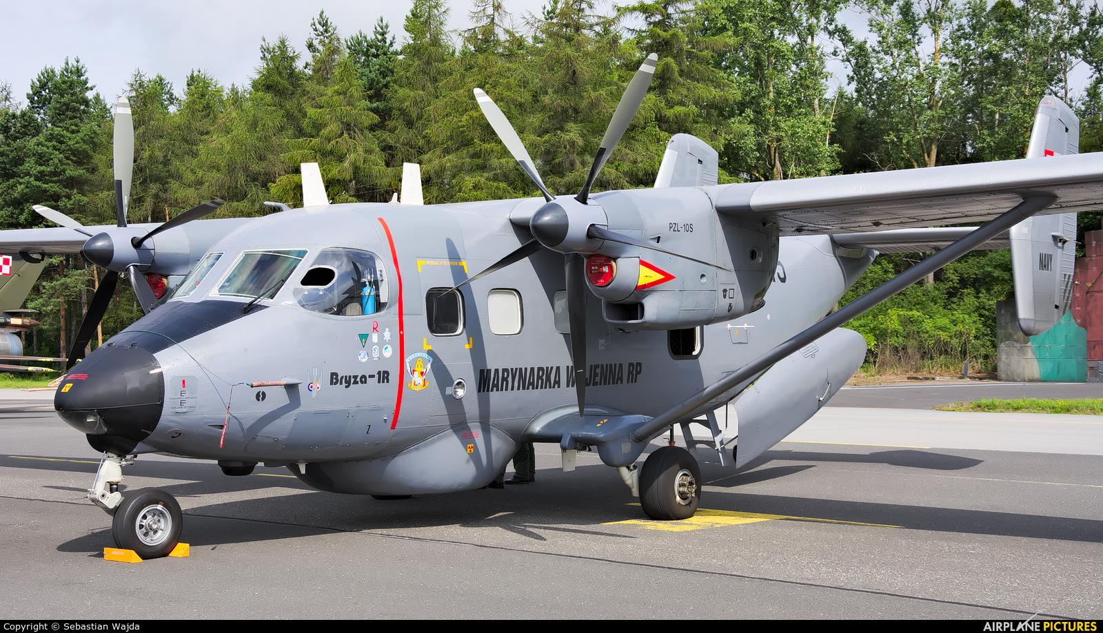 Poland - Navy 1115 aircraft at Gdynia- Babie Doły (Oksywie)