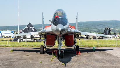 5304 - Slovakia -  Air Force Mikoyan-Gurevich MiG-29UBS