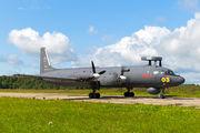 03 YELLOW - Russia - Navy Ilyushin Il-38 aircraft