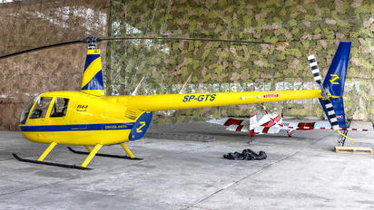 SP-GTS - Private Robinson R-44 RAVEN II