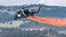 7360 - Czech - Air Force Mil Mi-35 aircraft