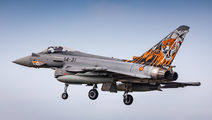 14-31 - Spain - Air Force Eurofighter Typhoon aircraft