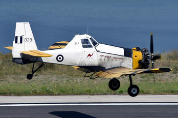 029 - Greece - Hellenic Air Force PZL M-18 Dromader