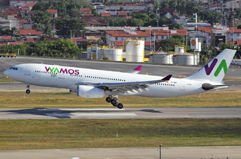 EC-NBN - Wamos Air Airbus A330-200