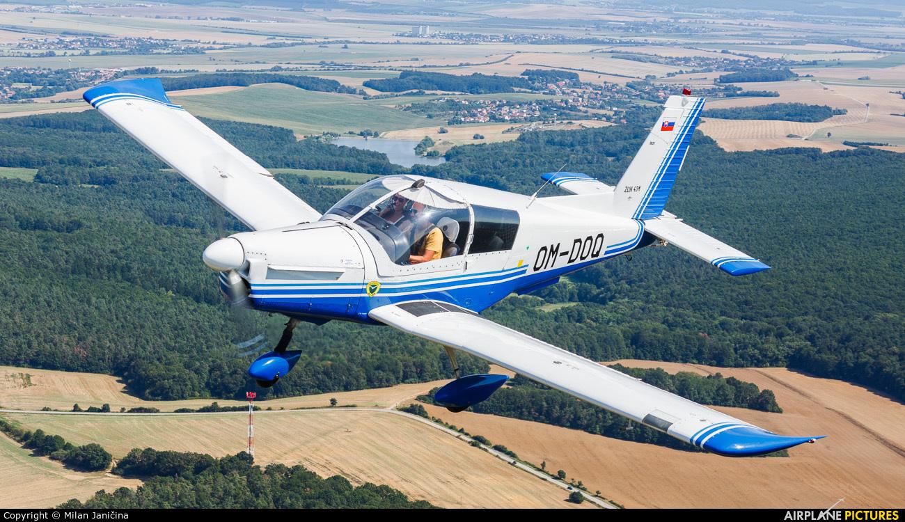 Aeroklub Žilina OM-DOQ aircraft at In Flight - Slovakia