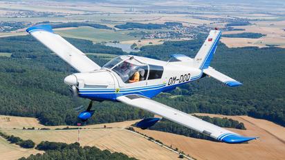 OM-DOQ - Aeroklub Žilina Zlín Aircraft Z-43