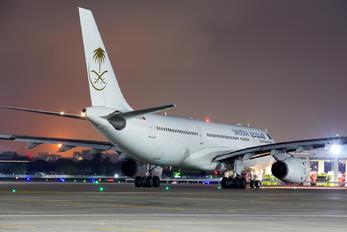 TC-OCL - Saudi Arabian Airlines Airbus A330-200