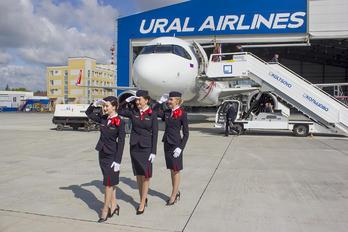 VP-BRX - - Aviation Glamour - Aviation Glamour - Flight Attendant