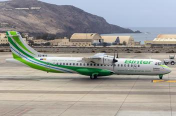 EC-MYT - Binter Canarias ATR 72 (all models)