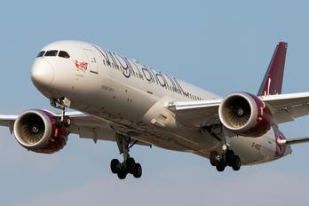 G-VBZZ - Virgin Atlantic Boeing 787-9 Dreamliner