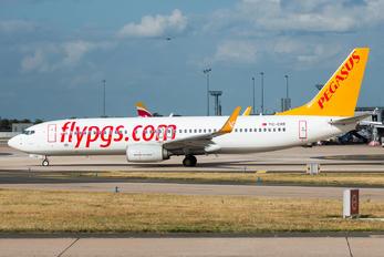 TC-CRE - Pegasus Boeing 737-800
