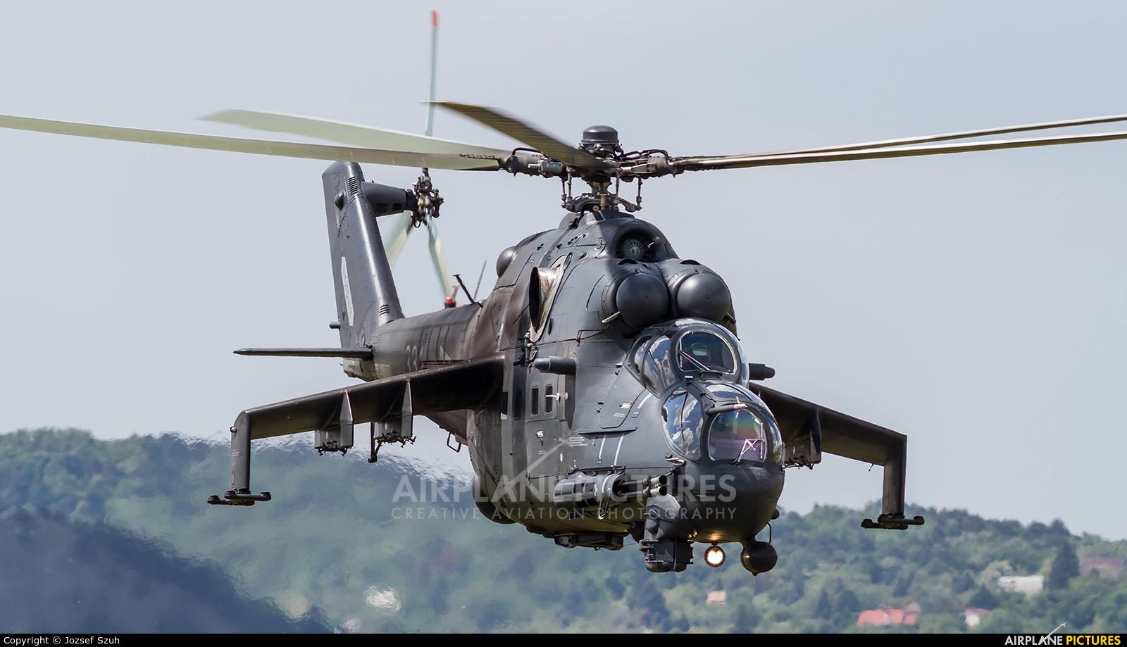 Hungary - Air Force 331 aircraft at Budaors