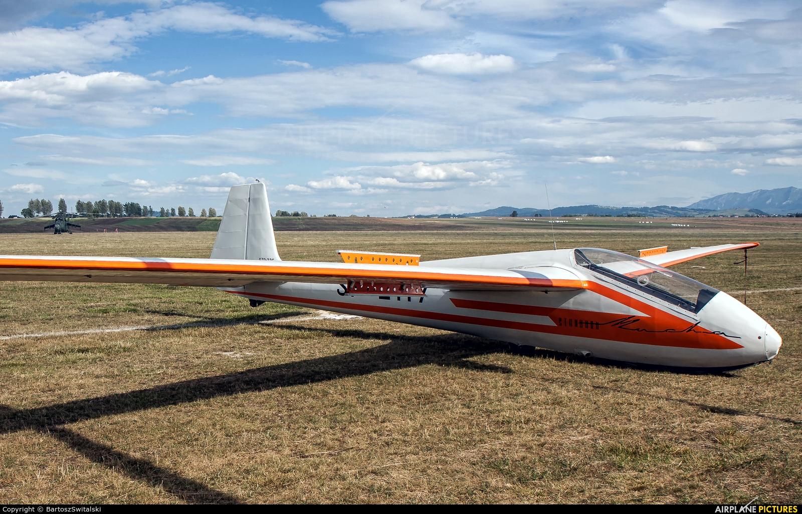 Aeroklub Nowy Targ SP-2117 aircraft at Nowy Targ
