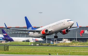 LN-RRG - SAS - Scandinavian Airlines Boeing 737-800