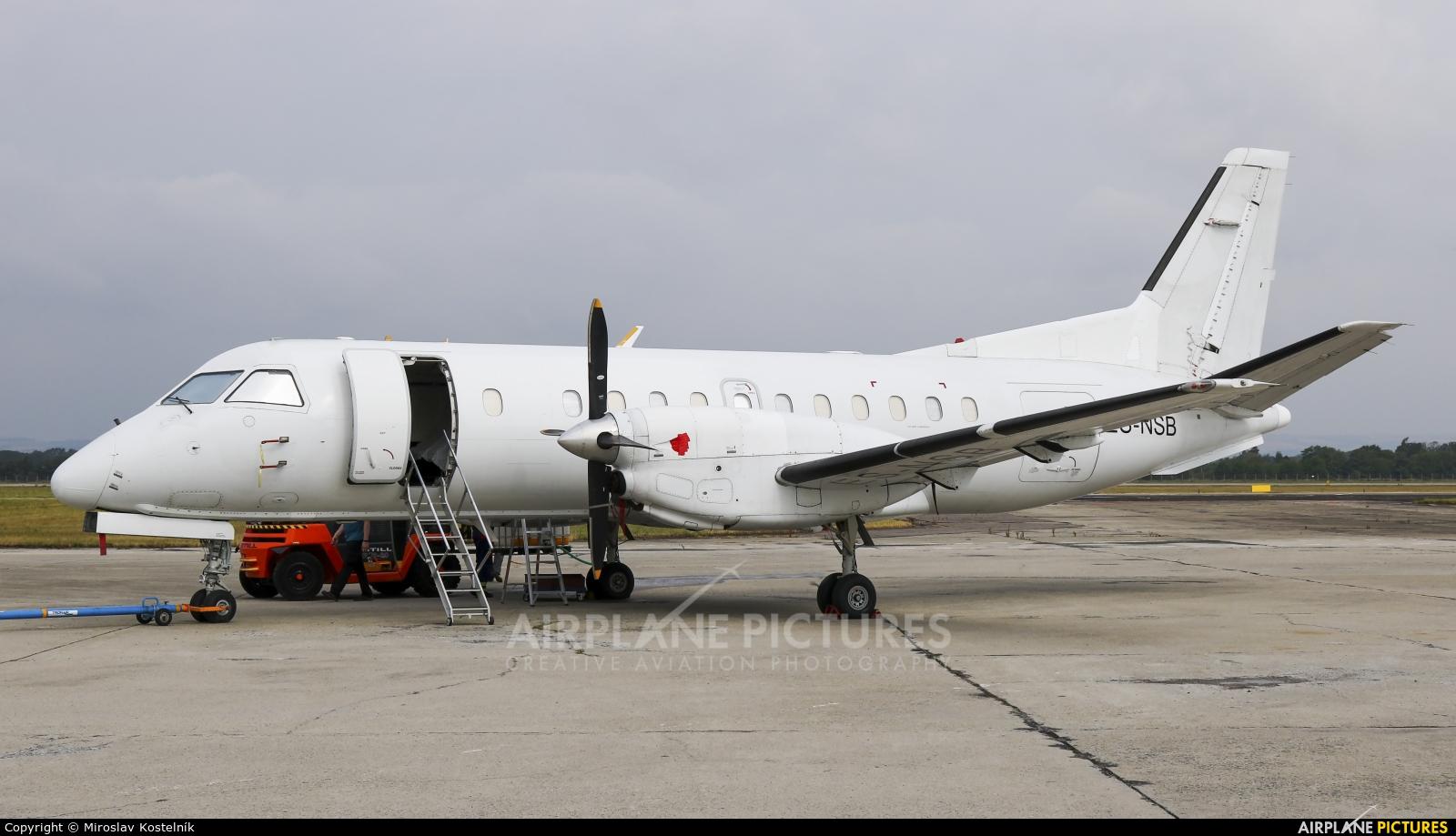 NYX AIR ES-NSB aircraft at Ostrava Mošnov