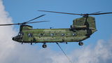 Netherlands - Air Force Boeing CH-47D Chinook D-663 at Uden - Volkel airport