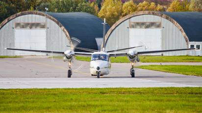 N71AH - Geofly Rockwell 690B Turbo Commander