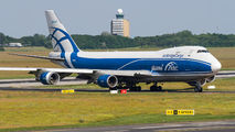 VQ-BIA - Air Bridge Cargo Boeing 747-400F, ERF aircraft