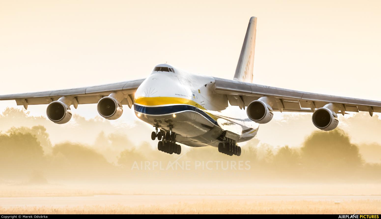 Antonov Airlines /  Design Bureau UR-82009 aircraft at Pardubice