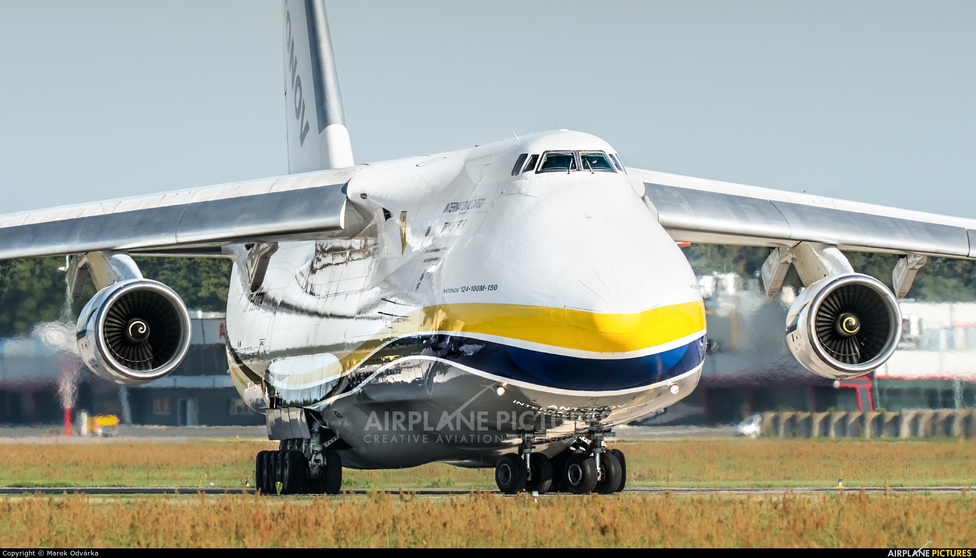 Antonov Airlines /  Design Bureau UR-82009 aircraft at Pardubice