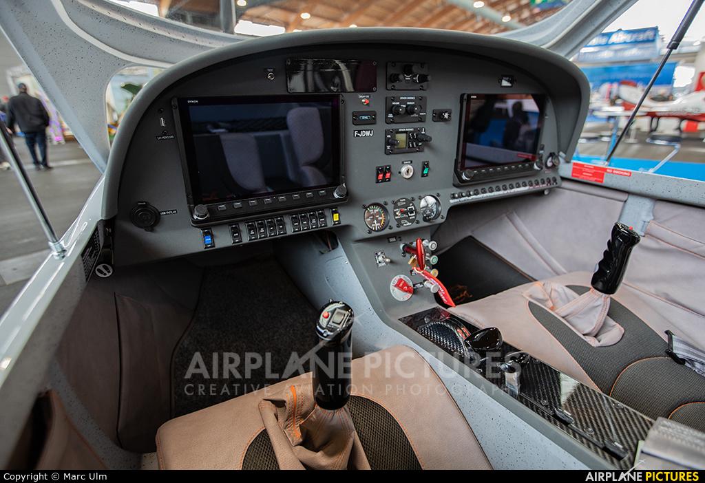 Private F-JDWJ aircraft at Friedrichshafen