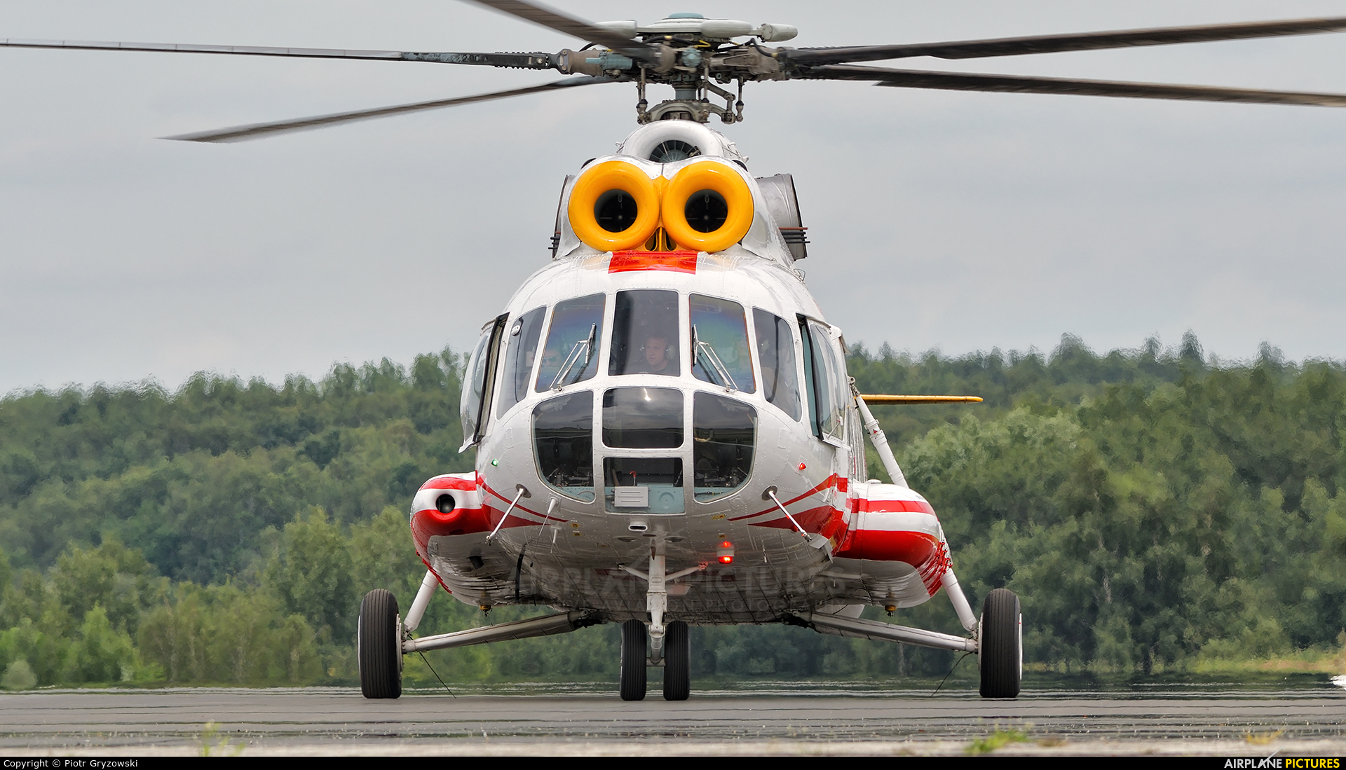 Poland - Air Force 634 aircraft at Katowice Muchowiec