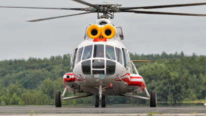 634 - Poland - Air Force Mil Mi-8S