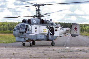 32 YELLOW - Russia - Navy Kamov Ka-27 (all models)