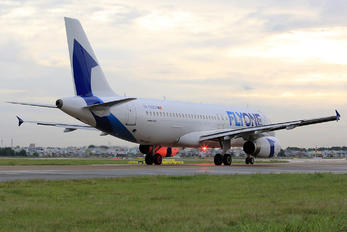 ER-0004 - Fly One Airbus A320