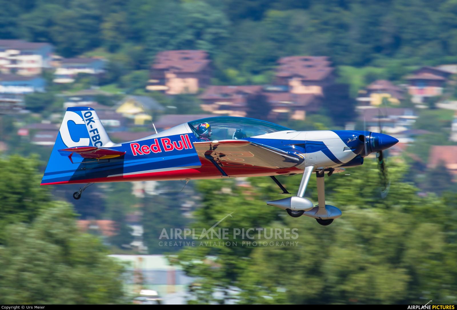 The Flying Bulls : Aerobatics Team OK-FBC aircraft at Grenchen