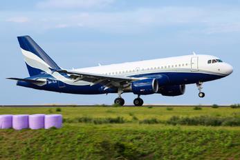 9H-TLS - Hi Fly Malta Airbus A319