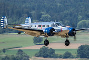 N223CM - Private Beechcraft 18 Twin Beech, Expeditor aircraft